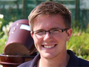 Adam Hawkins, Plant Advisor